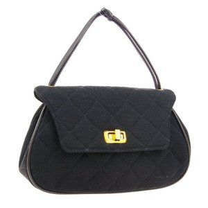 CHANEL Quilted 2.55 Line CC Hand Bag